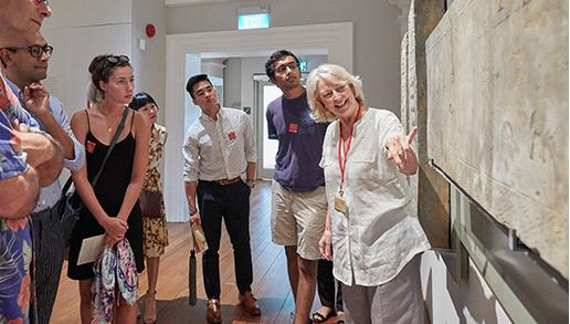 Monday Special Docent Tours, 5th Oct, 1pm